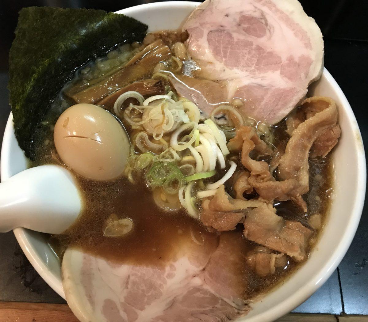 Ichijouryu Ganko Ramen Souhonke(Yotsuya)
